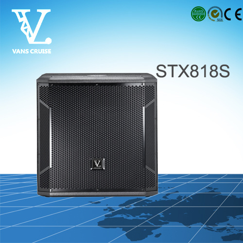 Stx818s Single 18inch Outdoor PA Speaker Subwoofer