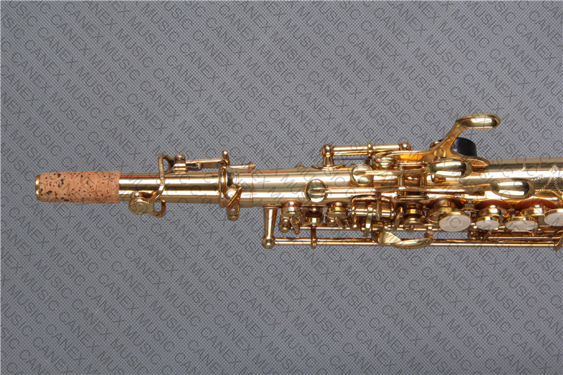 Entry-Level/Straight Soprano Saxophone (SASS-L)