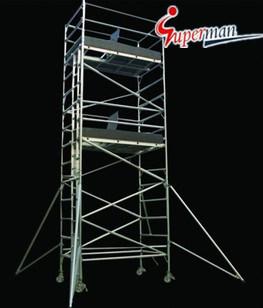 L1.45 X W2.5 Series Aluminum Scaffolding Tower