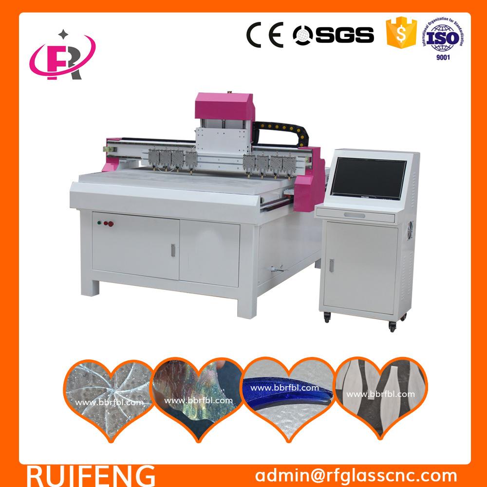 Multi Heads Glass Cutting Machine Hot Sales in India Market