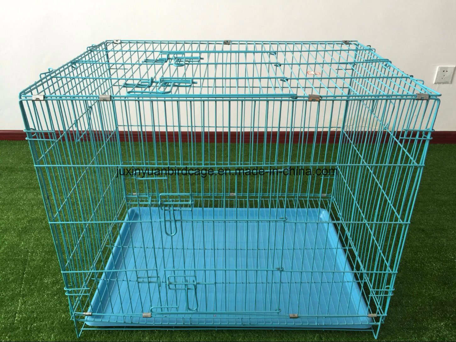 Factory Supply Large Outdoor Dog Cages / Welded Wire Dog Kennel / Pet Enclosure/Pet Cage