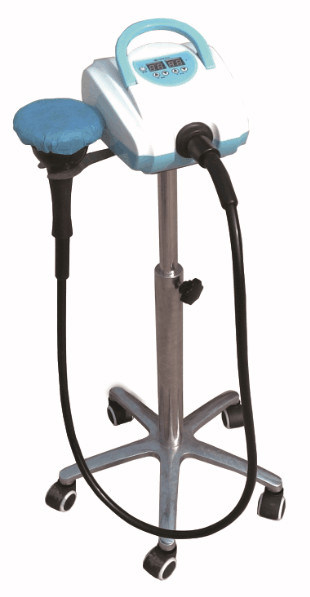 Stable Quality Multi-Frequency Vibration Dual Mucus Aspirator Physical Therapy Machine