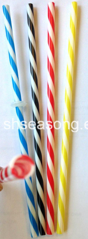 Drinking Straw / Spiral Design Straw (SS5105)