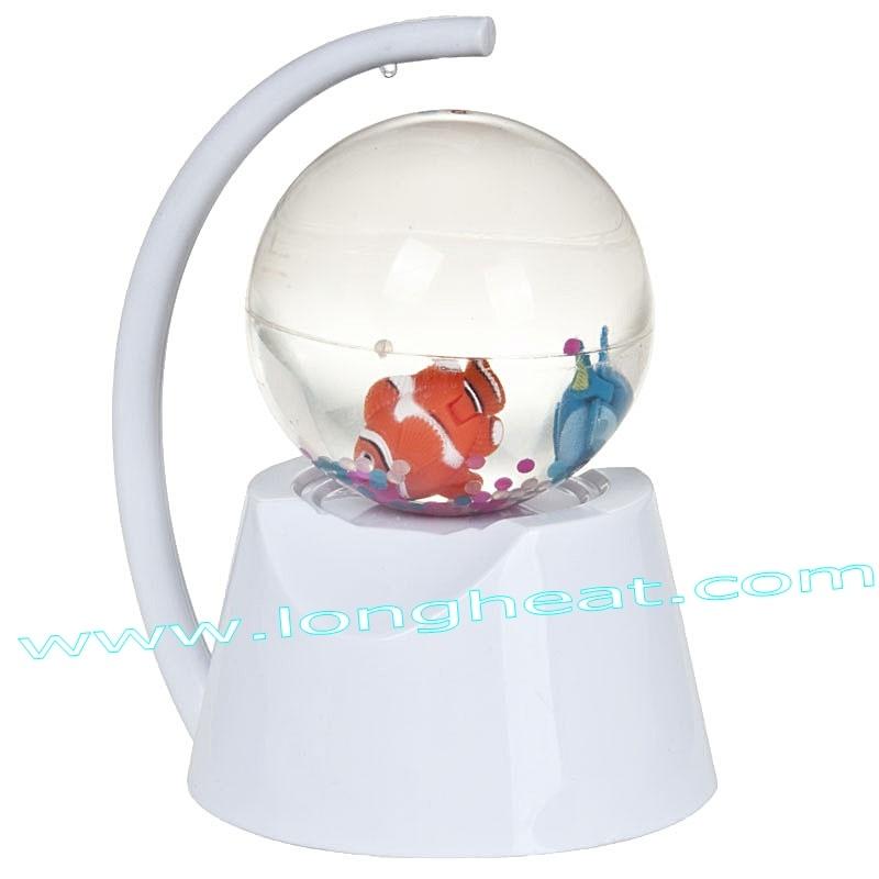 Novelty Lamp With Fish : China Novelty Lamp, Magic Ball, Fish Aquarium with Light (LH-AQ043) - China Aquarium Lamp ...