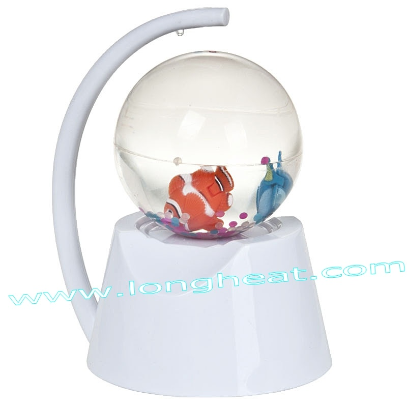 China Novelty Lamp, Magic Ball, Fish Aquarium with Light (LH-AQ043) - China Aquarium Lamp ...