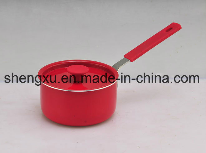 Alloy Aluminium Coated Non-Stick Soup Milk Pot Cookware Sets SX-YT-A024