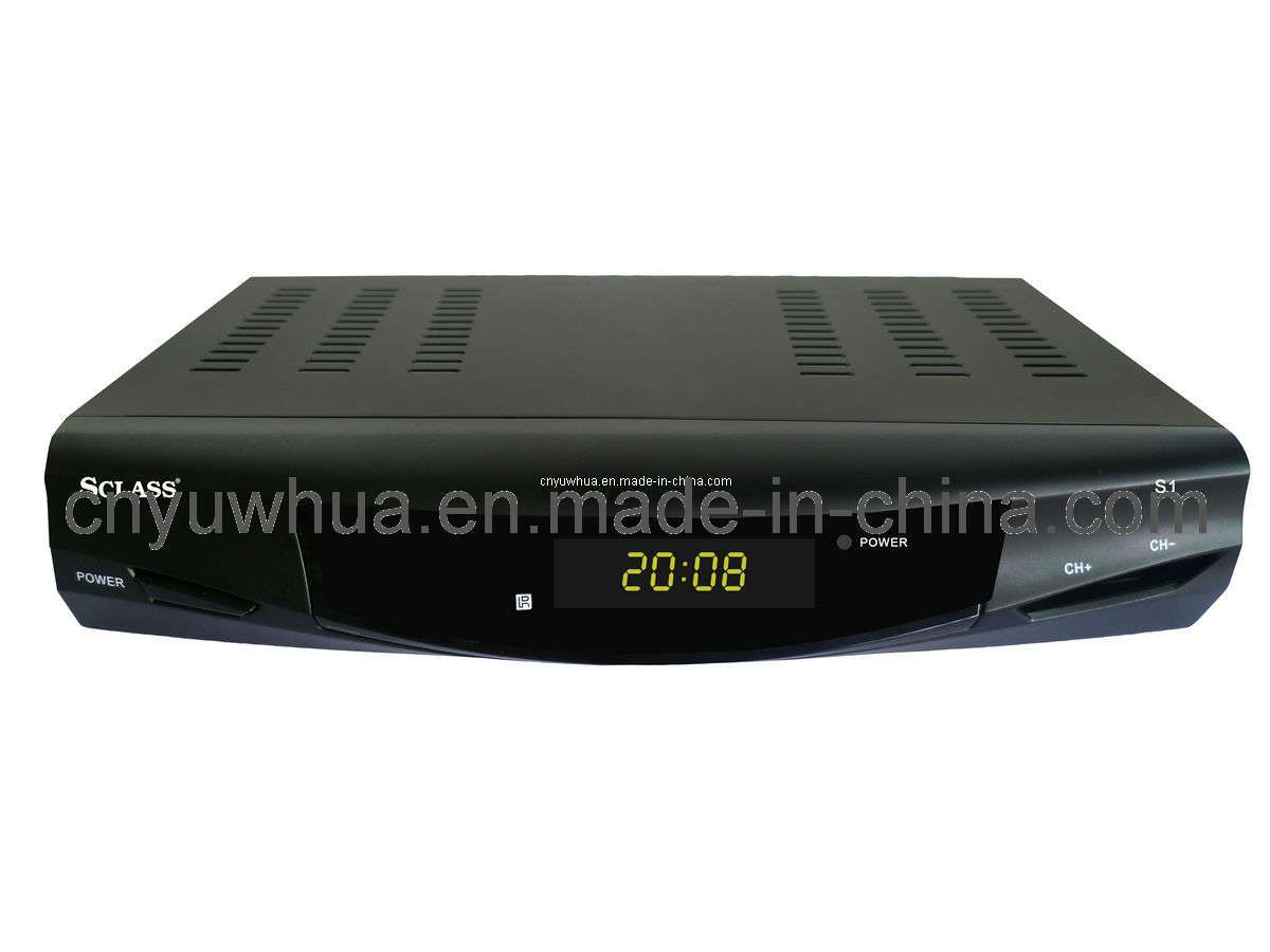 sclass s1 hd fta satellite receiver china fta satellite receiver dvb s2. Black Bedroom Furniture Sets. Home Design Ideas