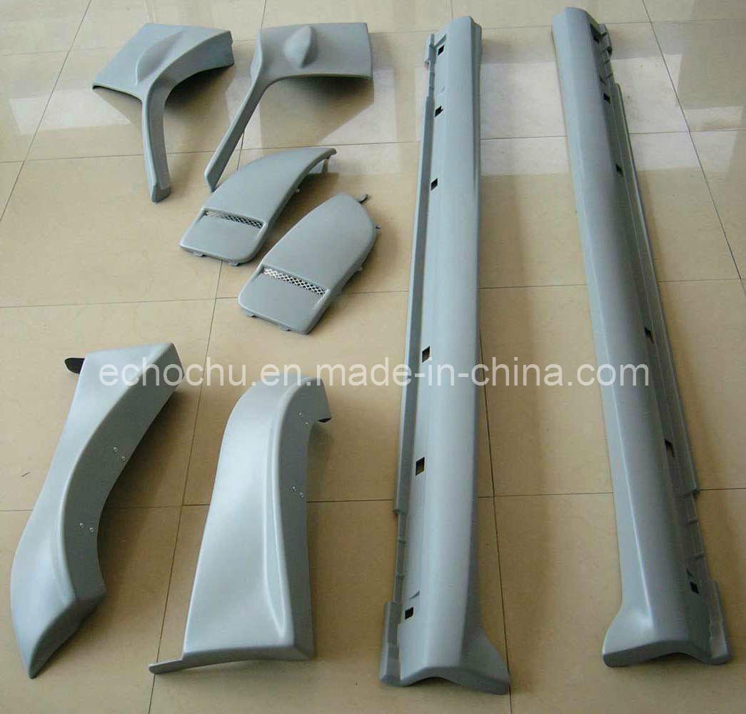 Car Parts: PU Plastic Body Kits