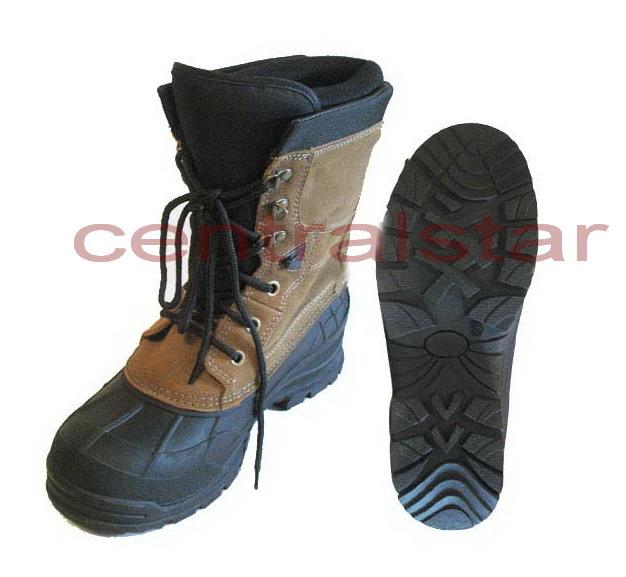 fashion mens leather snow shoes sb057 china