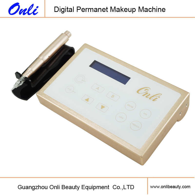 2016 Touch-Screen Digital and Rotary Permanent Makeup Machine
