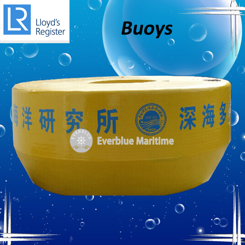 Hot Sale Offshore Polyurethane Mooring Buoys