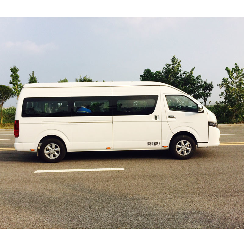 5.4m Electric Commercial Van with 15 Seats
