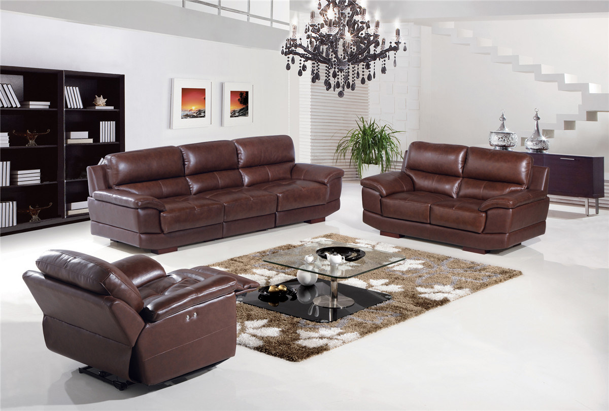 China Leisure Italy Leather Sofa Furniture 752 Photos Pictures Made In