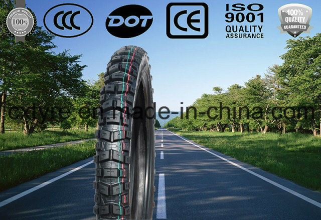 off Road Pattern Motorcycle Tyre / Motorcycle Tire (3.00-17 3.00-18)
