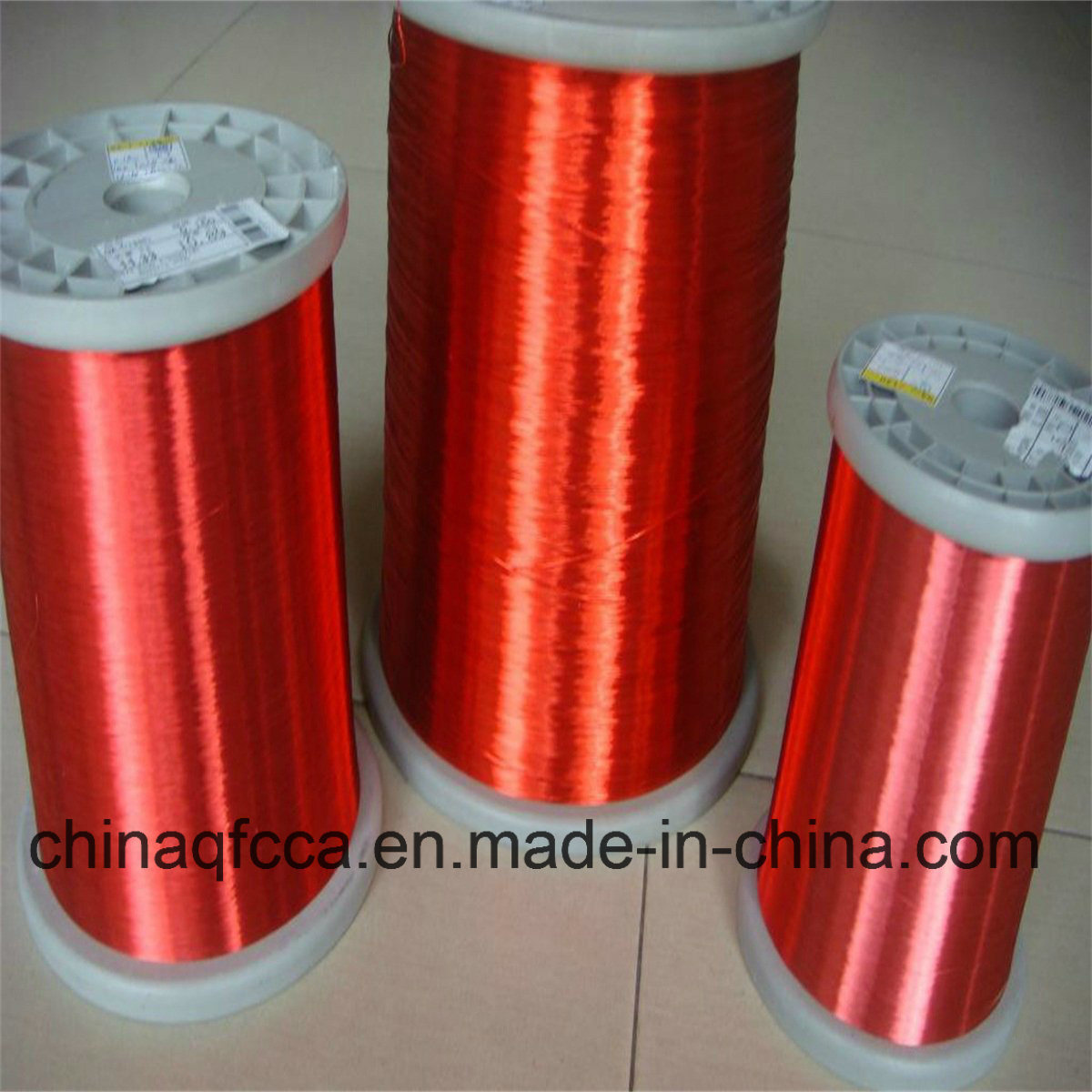 Enameled Aluminum Round Winding Wires