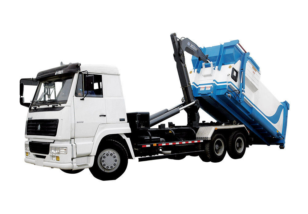 17-26t Detachable Container Garbage Collector