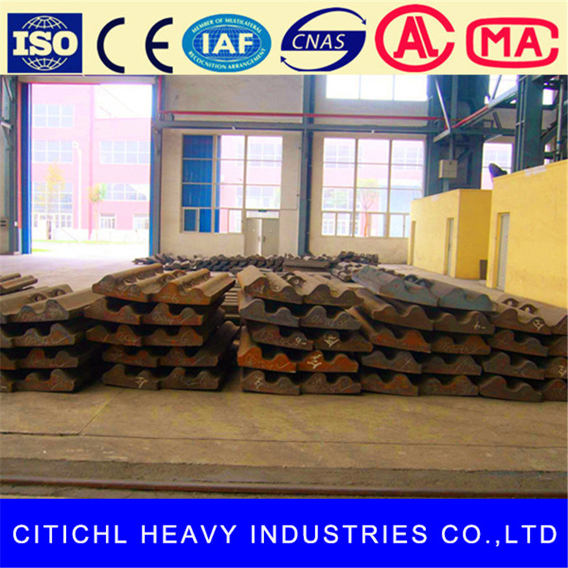 Ball Mill Liner / High Aluminum Liner Plate pictures & photos