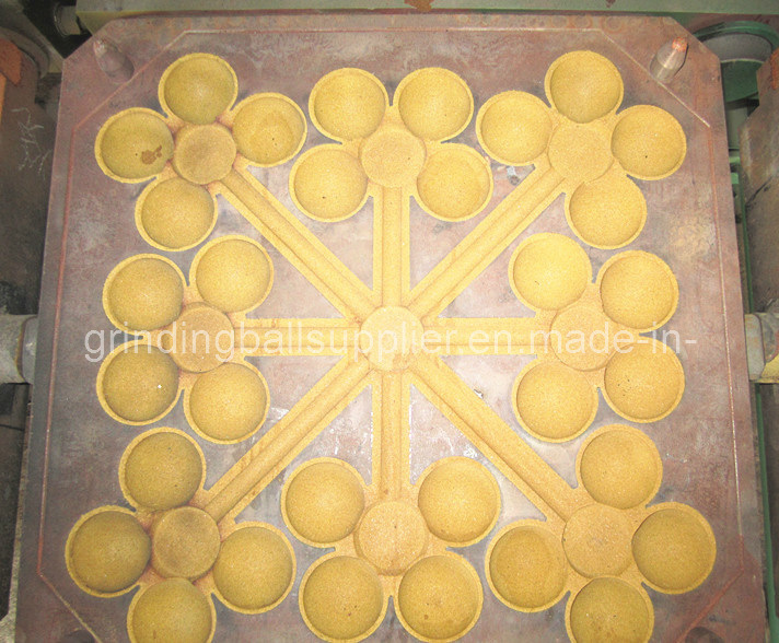 Grinding Ball Mould