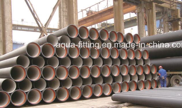 Ductile Iron Pipe ISO2531/En545