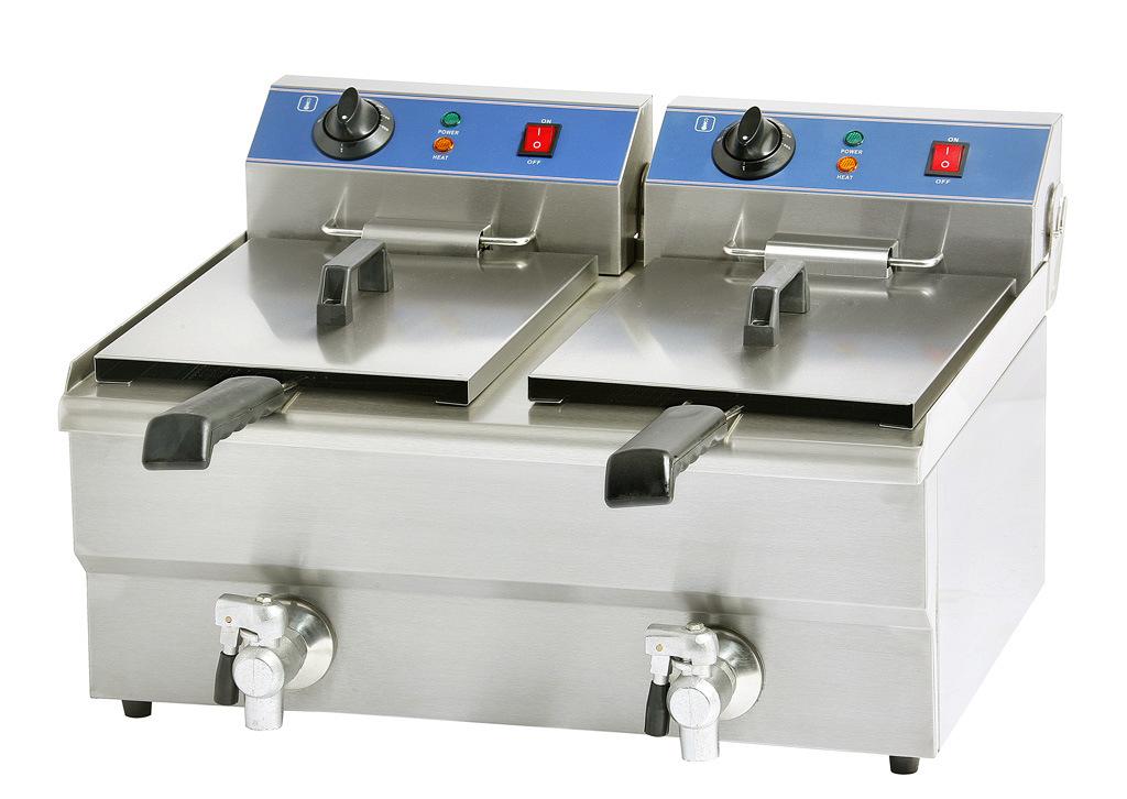Electric Fryer (EFB-102V /EFB-152V / EFB-222V)