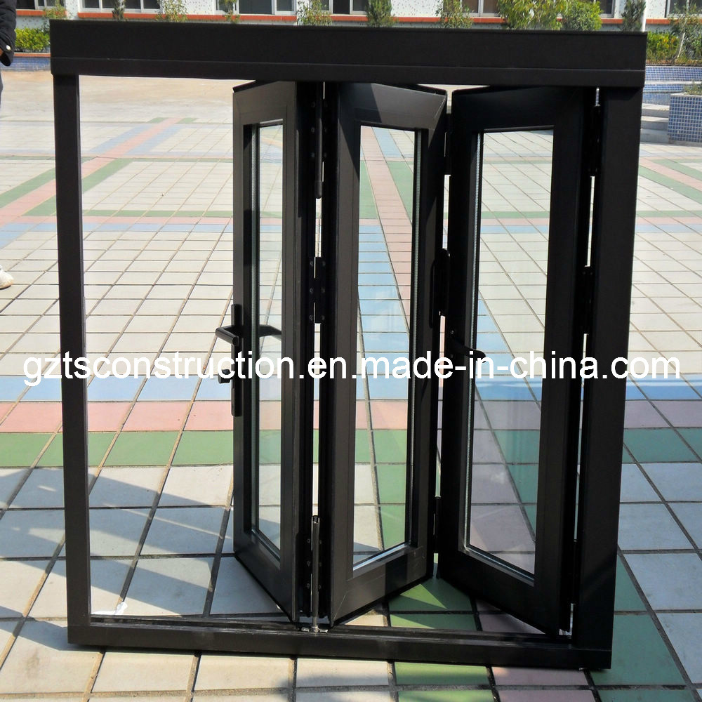 China aluminum window aluminum folding windows and bi Folding window