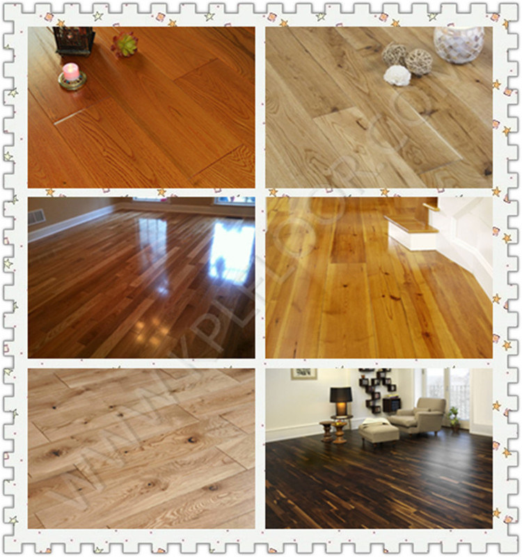 Indoor Usage and Oak Flooring Wood Flooring Type Hardwood Flooring