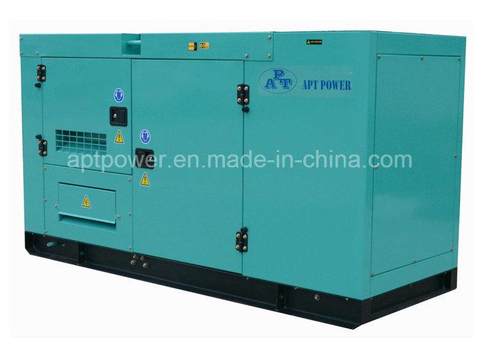 Soundproof Diesel Generator 30kw with Isuzu Enginie Technology Gensets