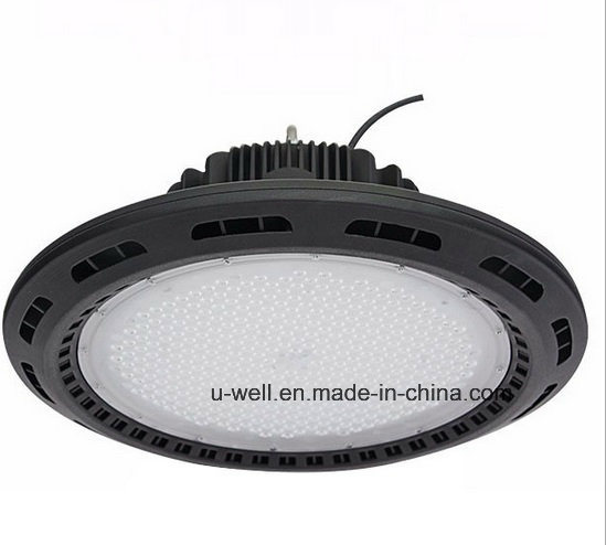 China 2016 New Design Factory Price 5 Years Warranty 130lm/W High Power 100W UFO LED Industrial Lighting