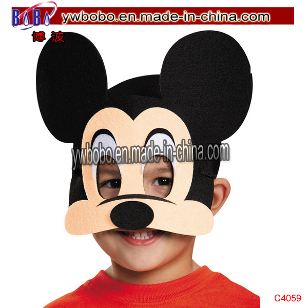 Birthday Party Favor Kids Mask Birthday Party Freight Agent (C4059)
