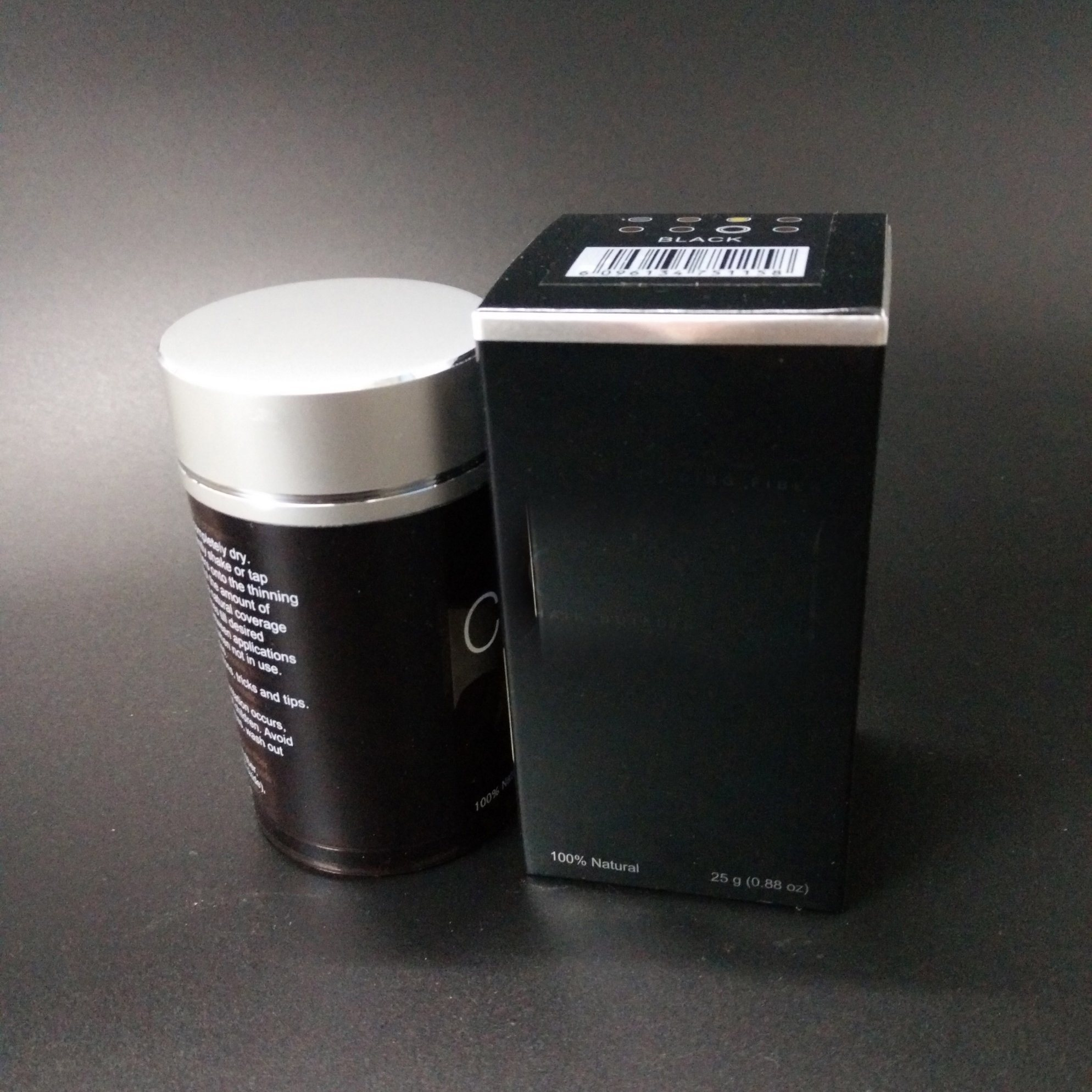 OEM Private Label Hair Instantly Thicker Fibers Hair Building Powder