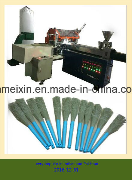 4 Axis No Dust Broom Machine