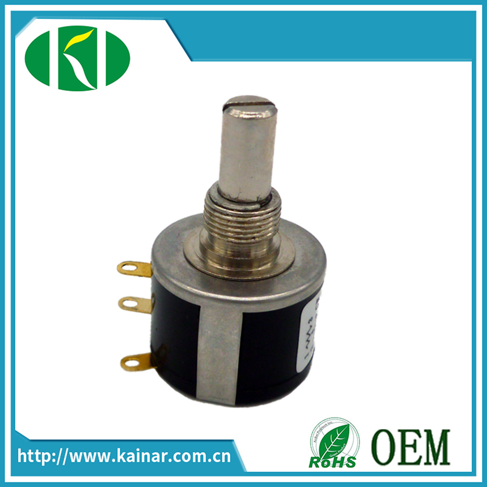 10 Turns Wirewound Precision B104 Potentiometers Wxd534