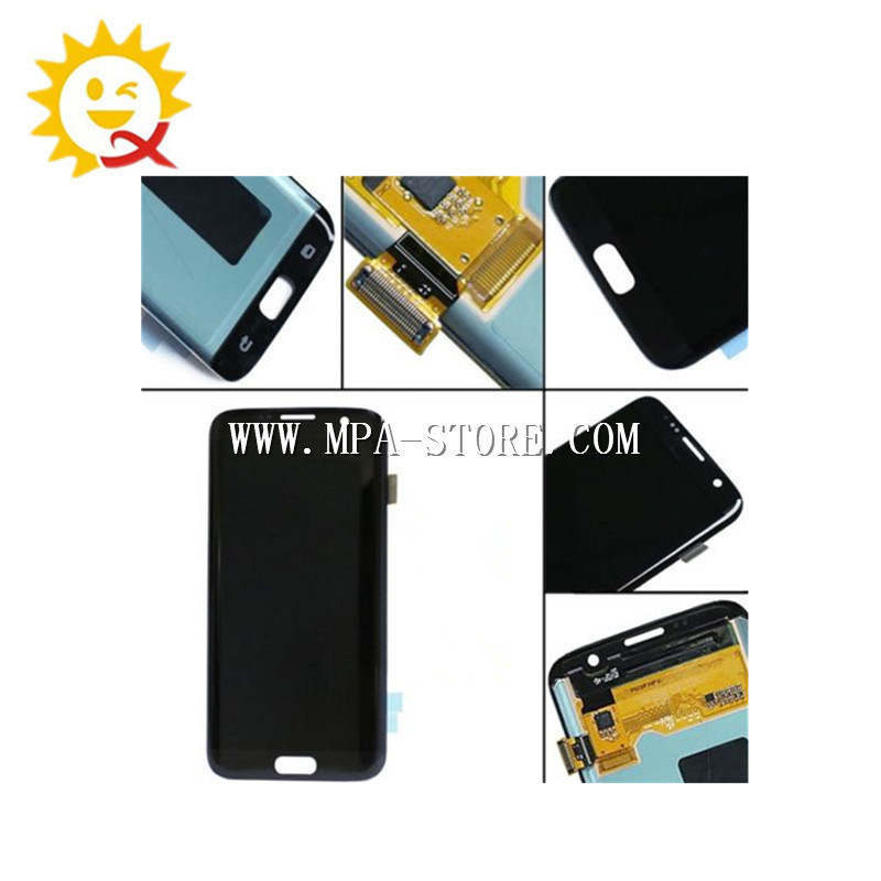 S7 Edge LCD Display for Samsung Mobile