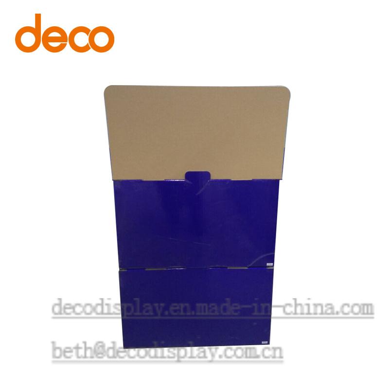 Floor Display Stand Pop Display Cardboard Display Box