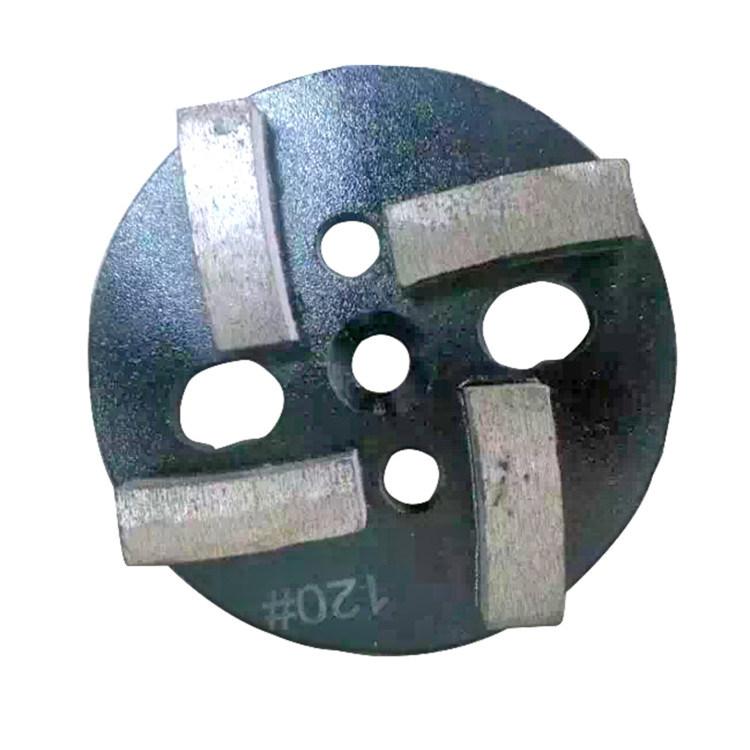 High Quality Diamond Tools Diamond Grinding Shoes Diamond Polishers for Concrete Floor Treatment