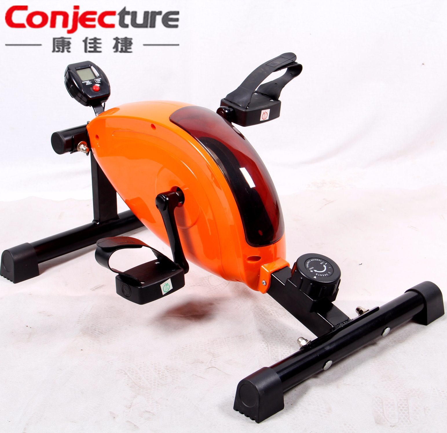 Mini Pedal Exercise Bike/Home Fitness Equipment for Disabled and Elderly