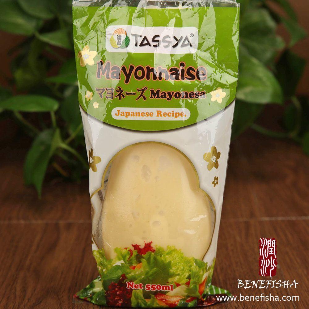 Tassya 550ml Mayonnaise Sauce Japanese Seasoning Sauce