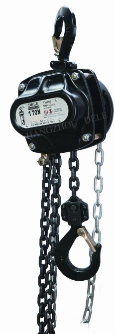 Alloyed Steel Gear Df Manual Chain Block