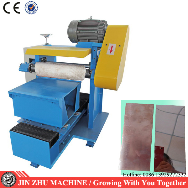 Stainless Steel Sheet Polishing Machine