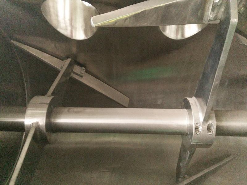 Powder Mixer for Plastic Extruder