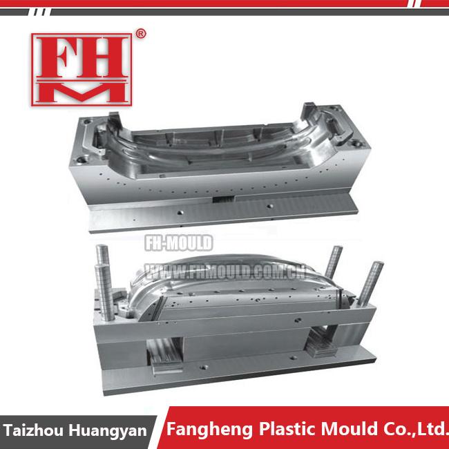 Plastic Front Bumper Mould
