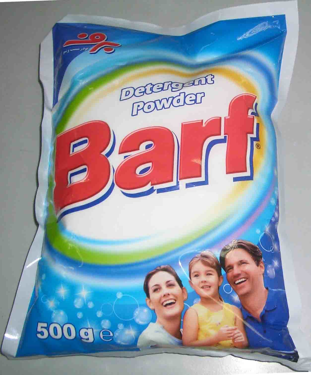Laundry Washing Powder for Hand Washing