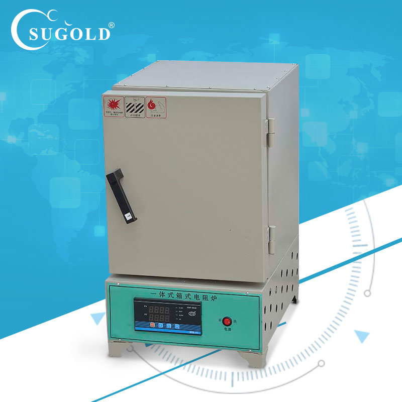 High Temperature Laboratory Muffle Furnace Sx2-4-10