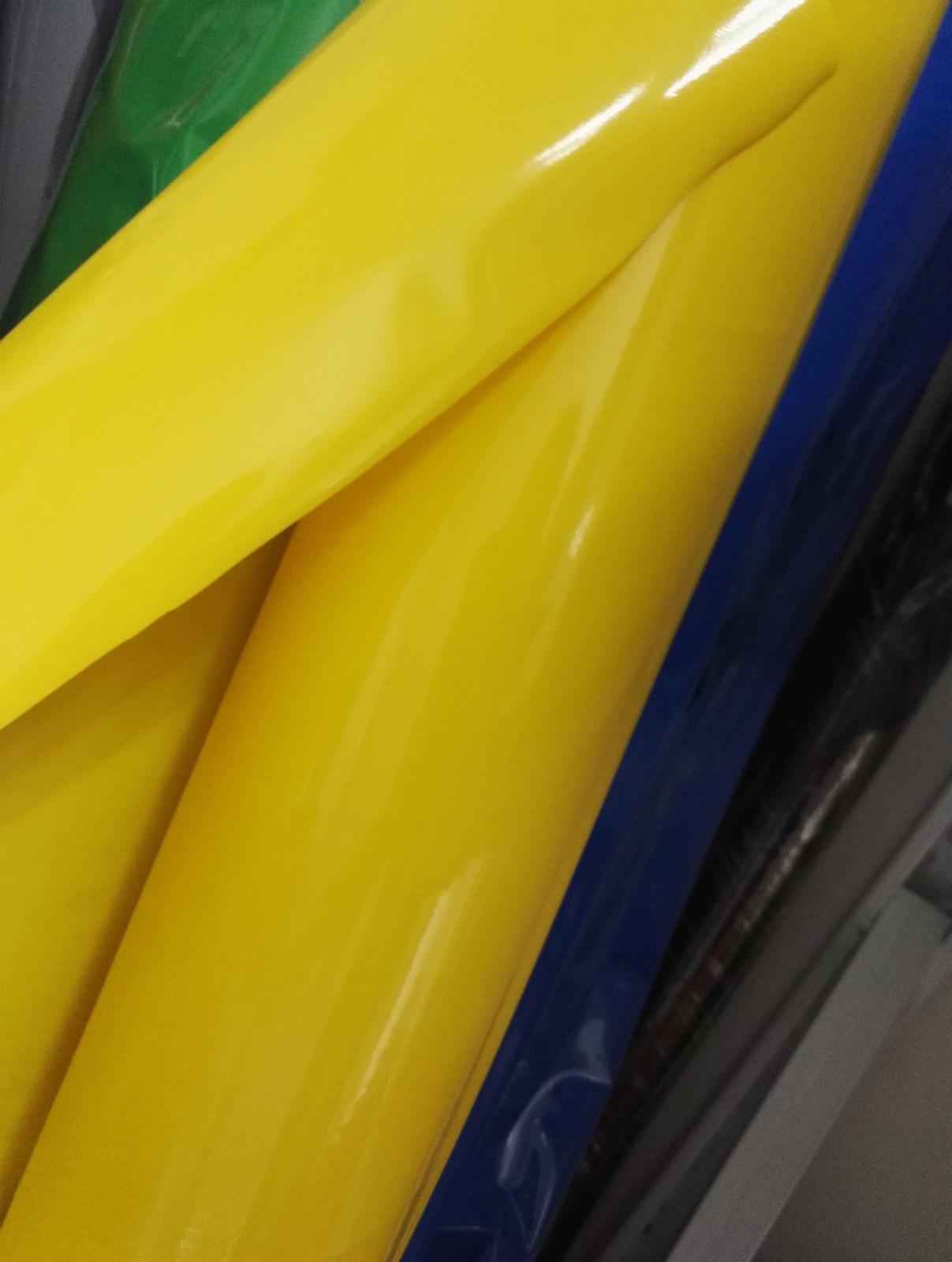 High Gloss PVC Color Film Sheet