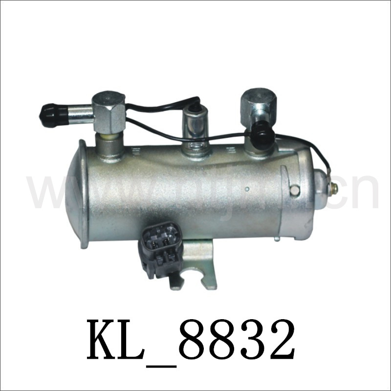 Auto Engine Parts Electric Fuel Pump for Machineshop Truck (6HK1/4HK1)