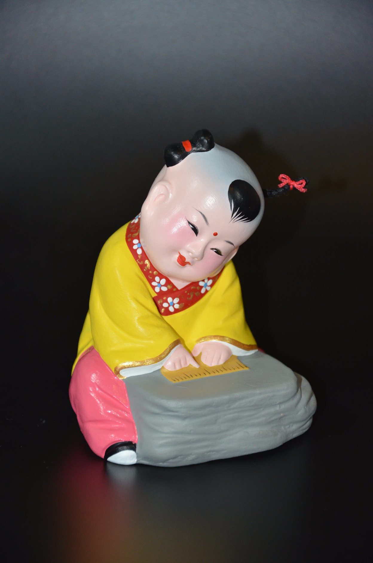 Inventive Doll with Chinese Culture