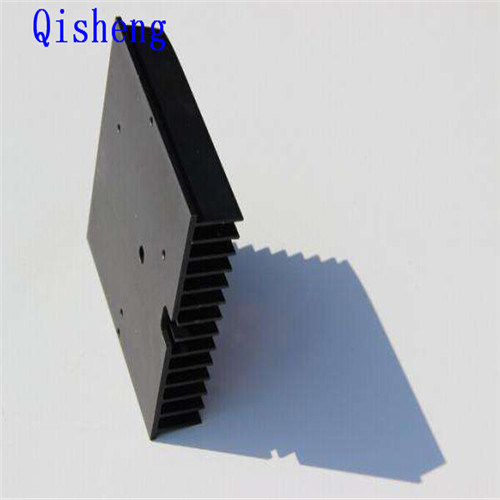 Extrusion Heat Sink, Color Customized