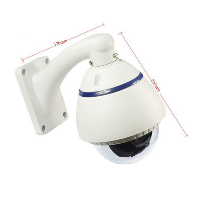 Indoor Outdoor Waterproof IP66 1.3MP Dome HD Ahd Security Camera