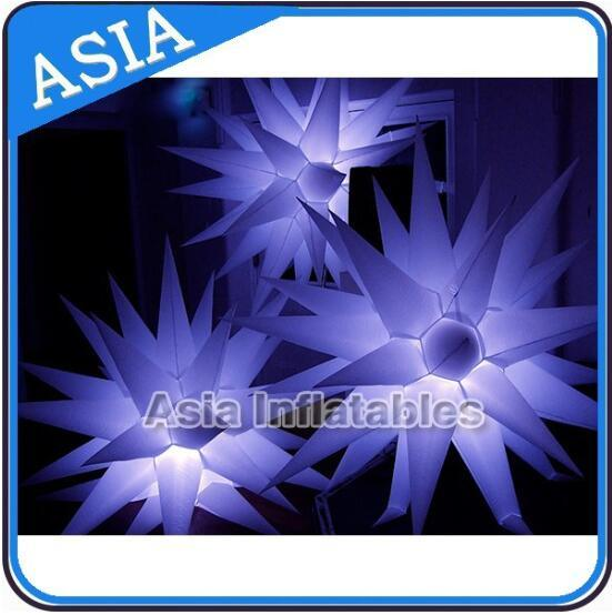 Inflatable LED Star, Festival Inflatable LED, Decoration Inflatable LED Star for Stage Decoration