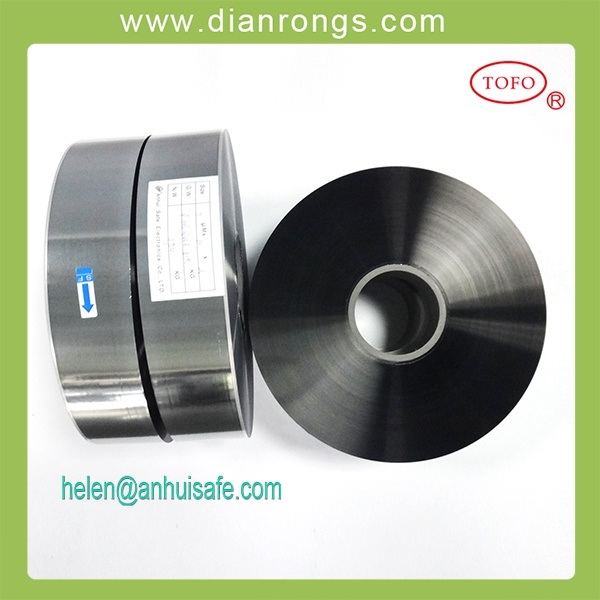 Capacitor Metallized Film Thickness 4um 5um 6um 7um 8um 9um